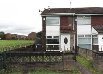 Thumbnail 2 bed end terrace house for sale in Pauline Walk, Fazakerley, Liverpool
