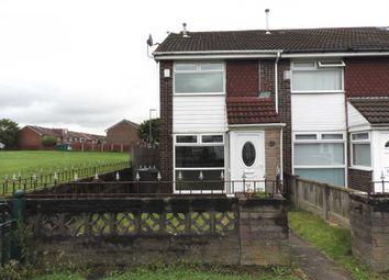 Thumbnail 2 bedroom end terrace house for sale in Pauline Walk, Fazakerley, Liverpool