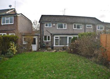 Thumbnail 3 bed semi-detached house for sale in Dene Garth, Ovingham