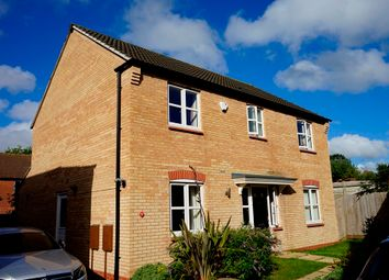 Thumbnail 4 bed detached house for sale in Corinthian Close, Hucknall, Nottingham