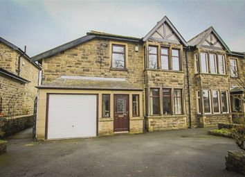 Thumbnail 4 bed semi-detached house for sale in Booth Road, Waterfoot, Rossendale