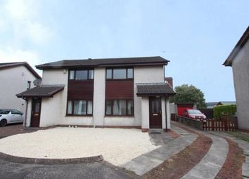Thumbnail 2 bed semi-detached house for sale in Loudon Gardens, Johnstone, Renfrewshire