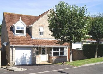 Thumbnail 4 bed detached house for sale in Gaston Close, Street