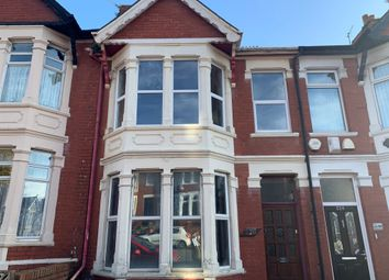 Thumbnail 2 bed flat for sale in Gladstone Road, Barry
