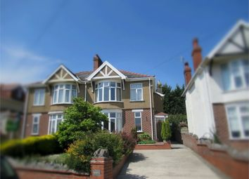 Thumbnail 3 bedroom semi-detached house for sale in Serecold Avenue, Skewen, Neath, West Glamorgan