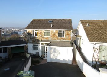 Thumbnail 4 bed detached house for sale in Sharrose Road, Plymouth