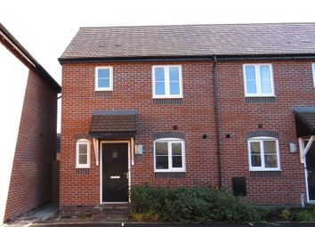 Thumbnail 2 bed semi-detached house for sale in Anglia Crescent, Kempsey, Worcester