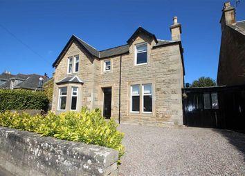 Thumbnail 4 bed detached house for sale in Dunallan, 9, West Park Road, Cupar, Fife