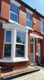 Thumbnail 3 bedroom shared accommodation to rent in Pearson Court, Prince Alfred Road, Wavertree, Liverpool