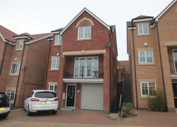 Thumbnail 5 bed terraced house for sale in Clementine Drive, Mapperley