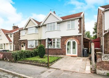 Thumbnail 3 bed semi-detached house for sale in Oxford Avenue, Litherland, Liverpool, Merseyside