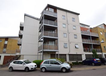 Thumbnail 2 bedroom flat for sale in Kingfisher Meadow, Maidstone, Kent