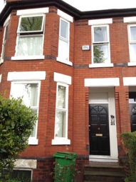 Thumbnail 1 bed semi-detached house to rent in Mauldeth Road West, Withington, Manchester