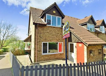 Thumbnail 1 bed end terrace house for sale in Knights Manor Way, Dartford, Kent