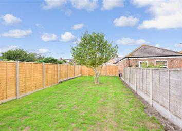 Thumbnail 4 bed semi-detached house for sale in Ashley Avenue, Cheriton, Folkestone, Kent