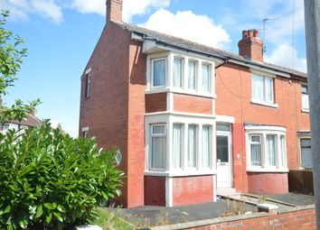 Thumbnail 2 bedroom end terrace house for sale in Hathaway, Blackpool