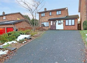 Thumbnail 4 bed detached house for sale in Ludford Drive, Stirchley, Telford, Shropshire