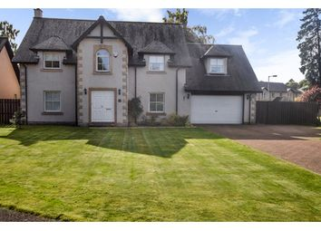 Thumbnail 5 bed detached house to rent in Druids Park, Murthly