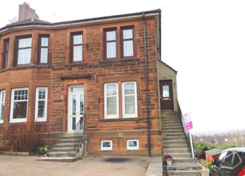 Thumbnail 3 bed flat for sale in Snaefell Avenue, Rutherglen, Glasgow
