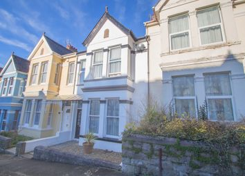 Thumbnail 3 bed terraced house for sale in Bickham Park Road, Plymouth