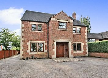Thumbnail 5 bedroom detached house for sale in Woodland Avenue, Norton In The Moors, Stoke-On-Trent