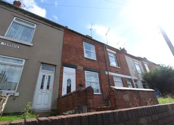 Thumbnail 3 bed terraced house for sale in Leeming Lane South, Mansfield Woodhouse, Mansfield