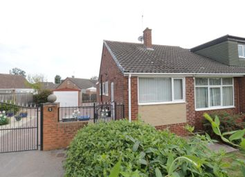 Thumbnail 2 bed semi-detached bungalow for sale in Roache Drive, Goldthorpe, Rotherham