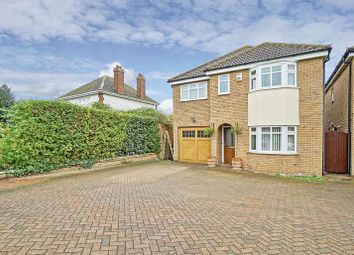 Thumbnail 4 bedroom detached house for sale in Great North Road, Eaton Ford, St. Neots