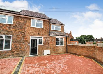 Thumbnail 2 bed end terrace house for sale in Camborne Way, Romford