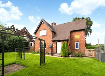 Thumbnail 3 bed detached house for sale in Chester Road, Tarporley, Cheshire