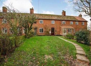 Thumbnail 3 bed terraced house for sale in Little Ellingham, Norfolk