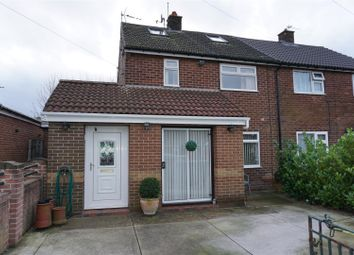 2 bed semi-detached house for sale in Deer Park Road, Thrybergh, Rotherham S65