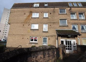 Thumbnail 2 bed flat for sale in Charles Place, Greenock