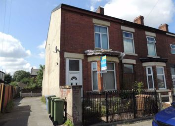 Thumbnail 2 bed end terrace house for sale in Higher Henry Street, Hyde
