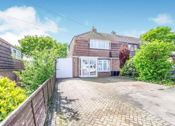 Thumbnail 3 bed semi-detached house for sale in Aveling Close, Hoo, Rochester, England