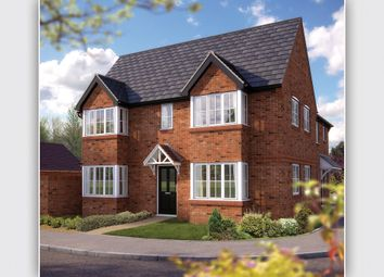 "Thumbnail 3 bed property for sale in ""The Sheringham"" at Ash Road, Cuddington, Northwich"