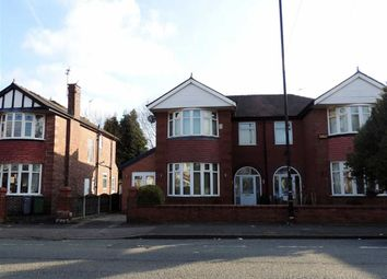 Thumbnail 3 bed semi-detached house for sale in Kings Road, Old Trafford, Manchester