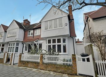 Thumbnail 4 bed terraced house to rent in Flanders Road, Chiswick