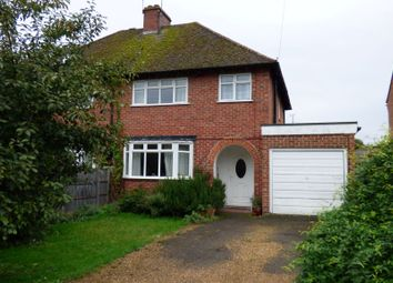 Thumbnail 3 bed semi-detached house for sale in Englefield Road, Theale, Reading