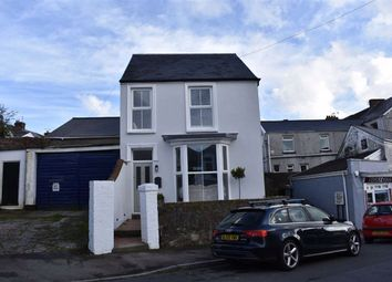 Thumbnail 3 bed detached house for sale in Frogmore Avenue, Sketty, Swansea