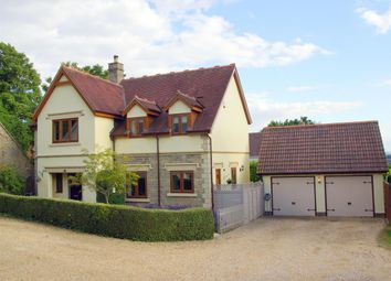 Thumbnail 5 bedroom detached house for sale in Lyall Close, Blunsdon, Swindon