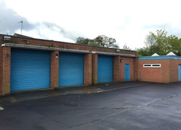 Thumbnail Commercial property to let in Former Ambulance Station, Off Princess Avenue, Clitheroe