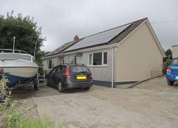 Thumbnail 4 bed detached bungalow for sale in Kilhallon, Par