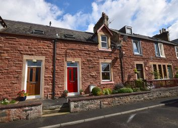 Thumbnail 2 bed terraced house for sale in Haughhead Road, Earlston