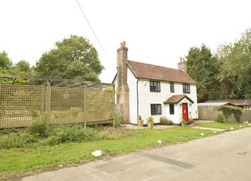 Thumbnail 4 bed detached house for sale in Vinehall Road, Mountfield, Robertsbridge, East Sussex