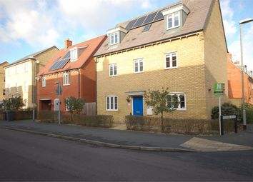 Thumbnail 5 bedroom detached house for sale in Reeve Road, Forest Hall, Stansted.
