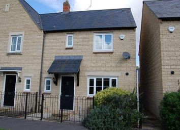 Thumbnail 3 bed end terrace house to rent in Fritillary Mews, Witney, Ducklington, Oxon