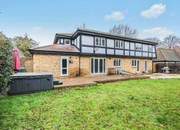 Thumbnail 5 bedroom detached house for sale in Rickman Hill Road, Chipstead, Surrey