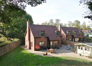Thumbnail 4 bed detached house for sale in Hervey Road, Bury St. Edmunds