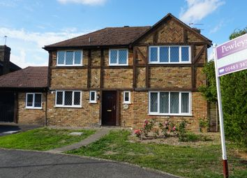 Thumbnail 4 bedroom detached house to rent in Kingfisher Drive, Guildford, Surrey